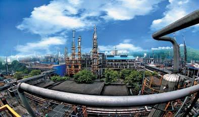 中石化川维厂
