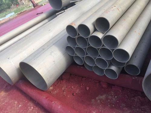 钢管表面钝化处理